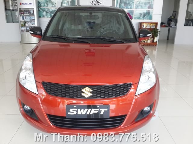 Suzuki Swift 4