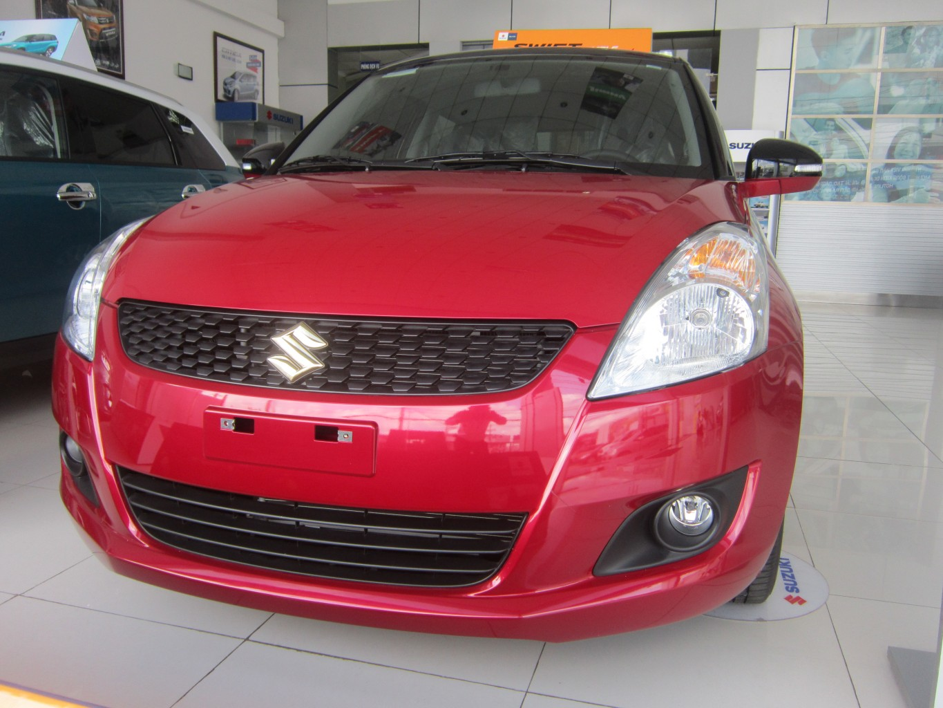 Suzuki Swift 12