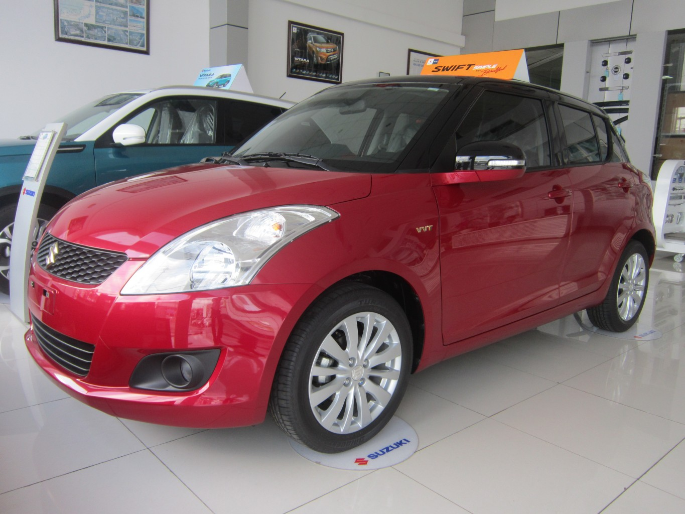 Suzuki Swift 9