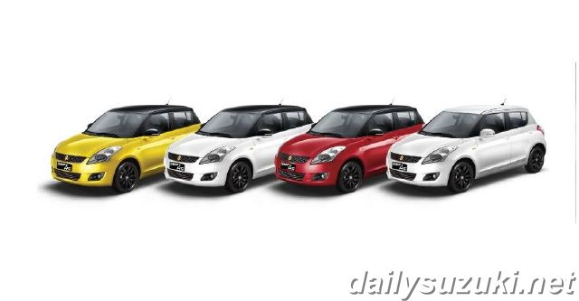 SUZUKI SWIFT RS 3